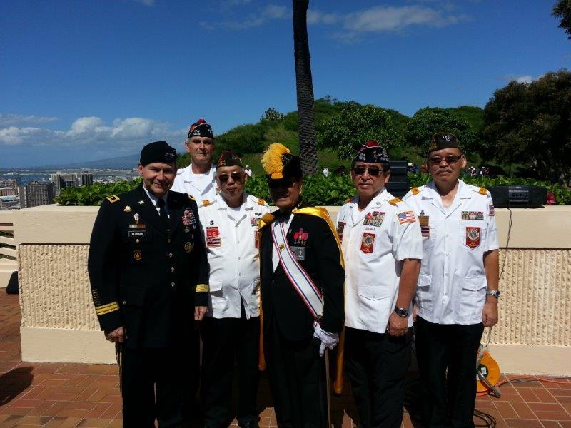 2015 October 3 Knights Dedication