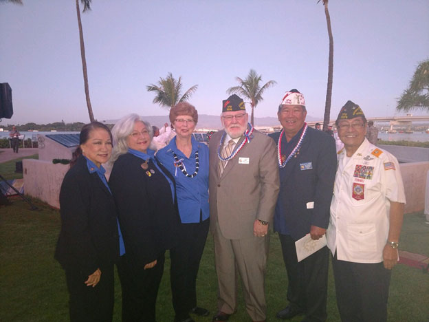 2017 December 7 Pearl Harbor Ceremony-1