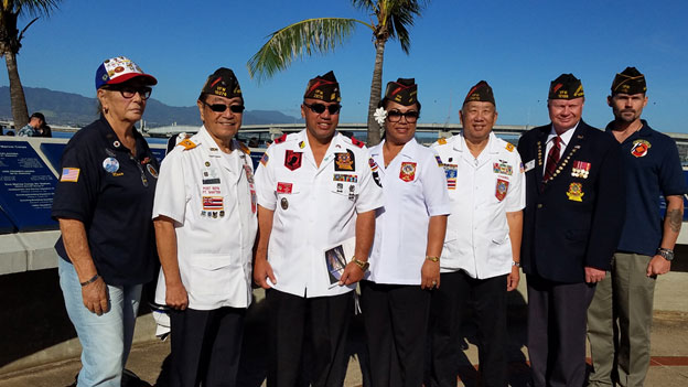 2017 December 7 Pearl Harbor Ceremony-3
