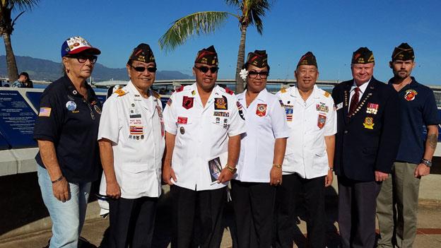 2017 December 7 Pearl Harbor Ceremony-3