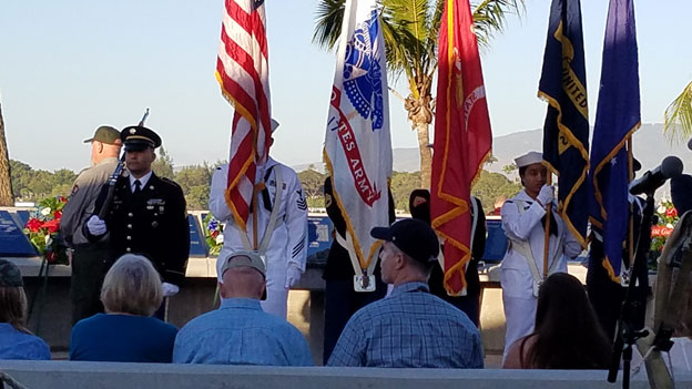 2017 December 7 Pearl Harbor Ceremony-4