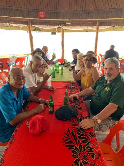 2019 April 30 Tafuna Resort Apia